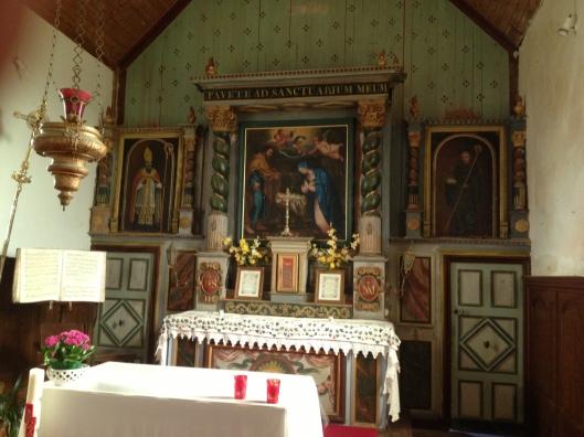 chapel altar 1